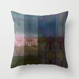 """Friday 15 March 2013: """"...far more than I..."""" Throw Pillow"""