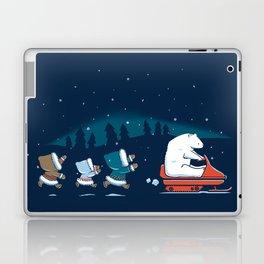 Grand Theft Arctic Laptop & iPad Skin