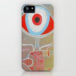 The Enchantress's Eye iPhone Case