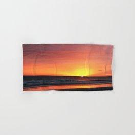 Florida Sunset Hand & Bath Towel