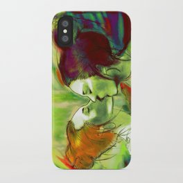 Kyoto Underpass iPhone Case