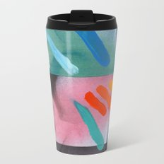 Composition on Panel 6 Travel Mug