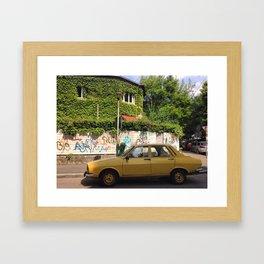 Bucharest #1 Framed Art Print