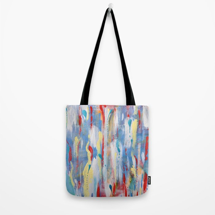 FLYING HIGH - KITES AT THE BEACH Tote Bag