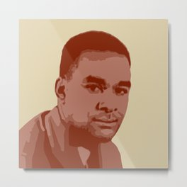 Richard Wright Metal Print