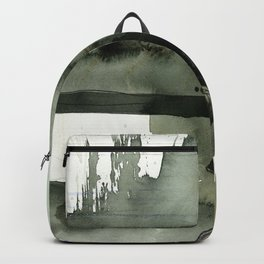 Brush Journey No.7a by Kathy Morton Stanion Backpack