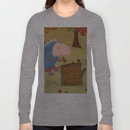 Loezelot in autumn Long Sleeve T-shirt