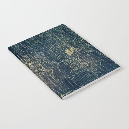 ENGRAVE CINEMA Notebook