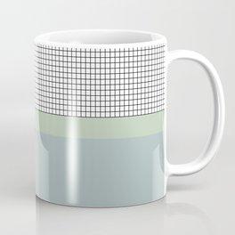 Grid 14 Coffee Mug