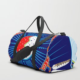 Crazy Horse Dreaming Duffle Bag