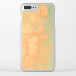 future fantasy riverbank Clear iPhone Case