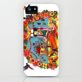Hideaway Love iPhone Case