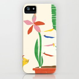 RESTING CAMPERS iPhone Case