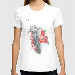 El Chompipe — from the series Lotería T-shirt