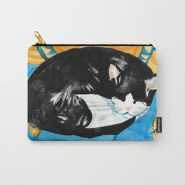 Boris the cat Carry-All Pouch