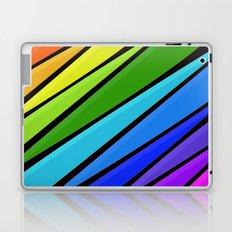 Rain Storm Rainbow Laptop & iPad Skin