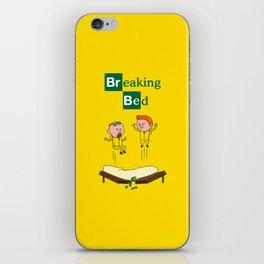 Breaking Bad (Breaking Bad Parody) iPhone Skin