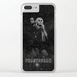 Phantogram Clear iPhone Case