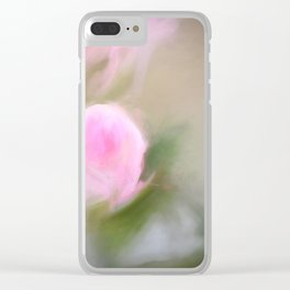 Softest Dream Clear iPhone Case