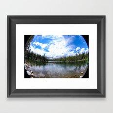 Row to Adventure! Framed Art Print