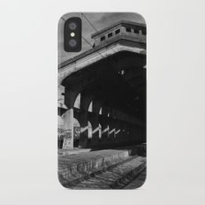 Abandoned - Forgotten iPhone X Slim Case