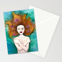 Element 1: Water Stationery Cards