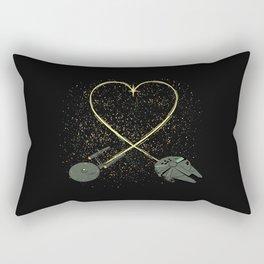 Wars Love Rectangular Pillow