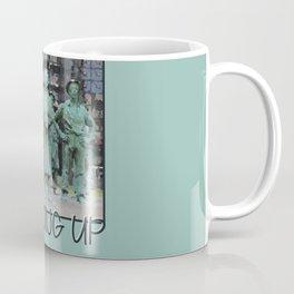 Standing up Coffee Mug