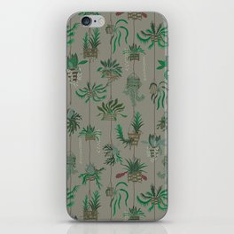 Vanda Basket Plants Ancient Blooms iPhone Skin