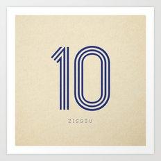 10 Zissou Art Print