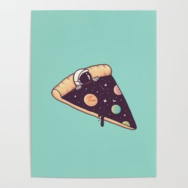 Galactic Deliciousness Poster
