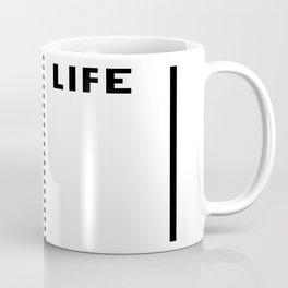 LIFE WINS Coffee Mug
