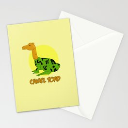 The Camel Toad Stationery Cards