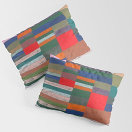 Paul Klee Altimetry of Layers Pillow Sham