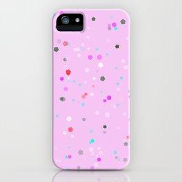 Design 6 Pink iPhone Case