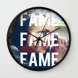 FAME - BRITNEY SPEARS Wall Clock