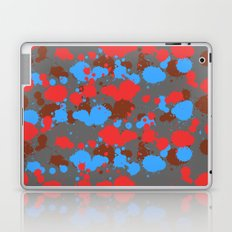 color dripping Laptop & iPad Skin