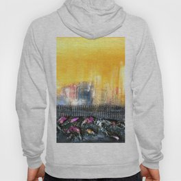 Art.For the people by Ildiko Csegoldi Hoody