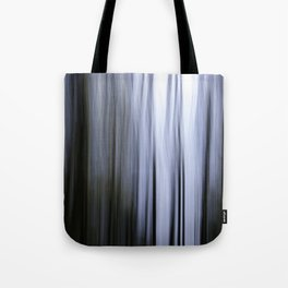 Trees of Blue Tote Bag