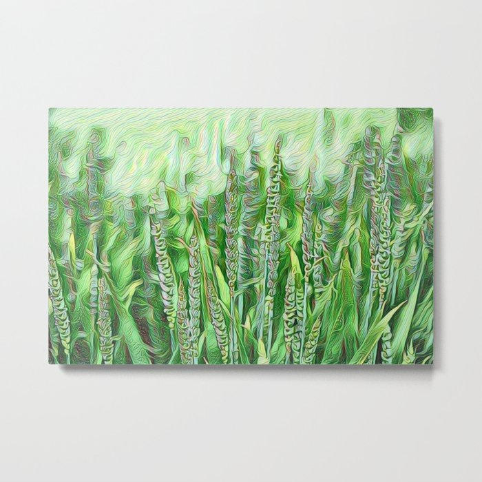 ON THE OTHER SIDE ... Metal Print