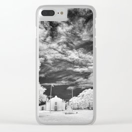 Trancoso Clear iPhone Case