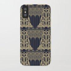 Gatsby Glamour iPhone X Slim Case
