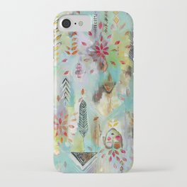 """Liminal Rights"" Original Painting by Flora Bowley iPhone Case"