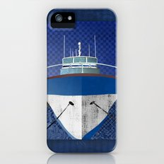 Motor Yacht iPhone (5, 5s) Slim Case