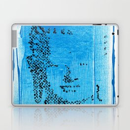 Buddha Blue Laptop & iPad Skin