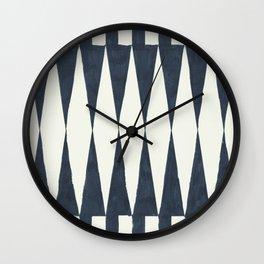 Shield of Wisdom Wall Clock