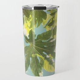 Fig Leaves Travel Mug
