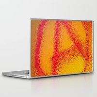 anarchy Laptop & iPad Skins featuring anarchy by XiXi