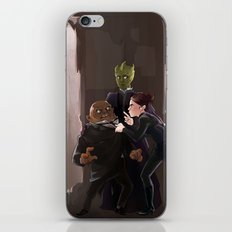 Paternoster Gang iPhone & iPod Skin