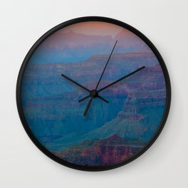 Magical Grand Canyon Wall Clock